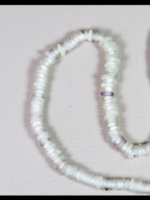 """200 perles opalescentes (""""moon beads"""")"""