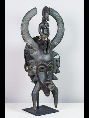 Masque sénoufo (Mali)