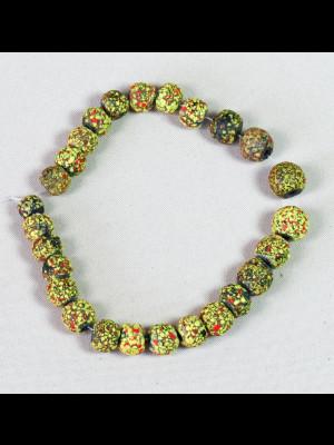 26 perles de Venise anciennes