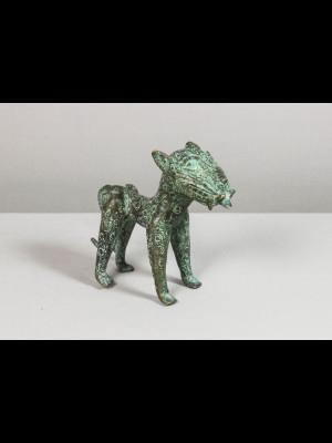Panthère (bronze du Nigéria)