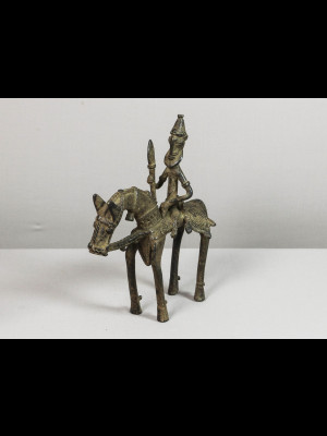 Cavalier dogon (Mali)