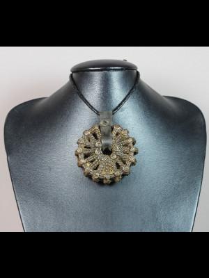 Pendentif dogon en bronze
