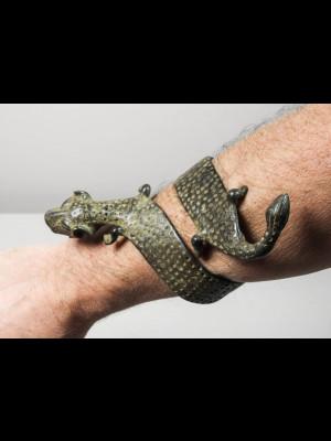 Bracelet bras gan en bronze