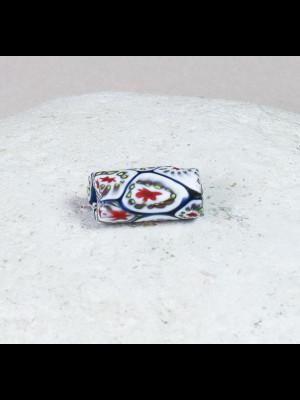 Perle millefiori vénitienne ancienne