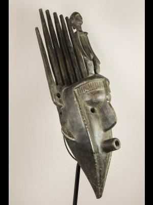 Masque peigne n'tomo bambara (Mali)