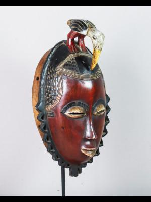 Masque yaouré (Côte d'Ivoire)