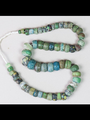 60 perles « Hébron »