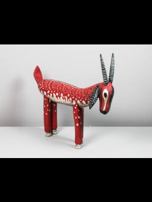 Marionnette chèvre bambara