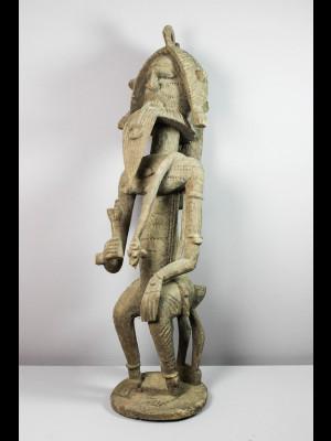 Imposante statue dogon (Mali)