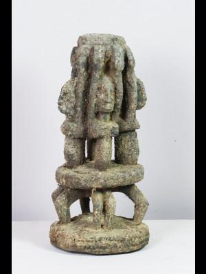 Autel rituel dogon (Mali)