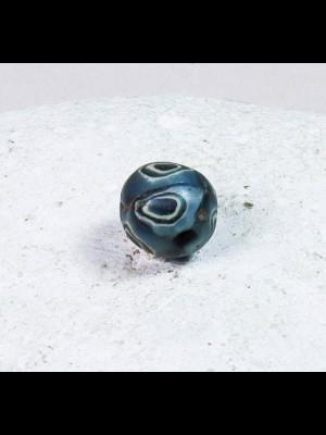Très ancienne perle islamique en verre