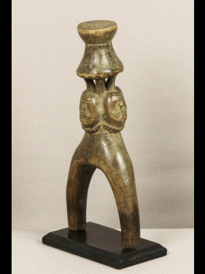 Lance-pierre baoulé (Côte d'Ivoire)