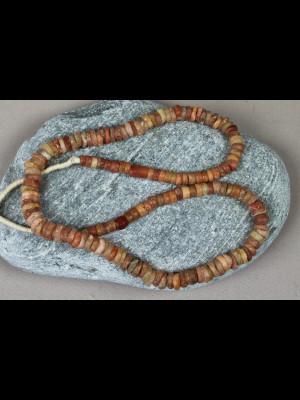 157 perles de fouille du Mali