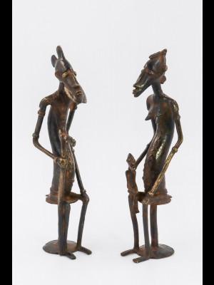 Couple sénoufo (Mali)