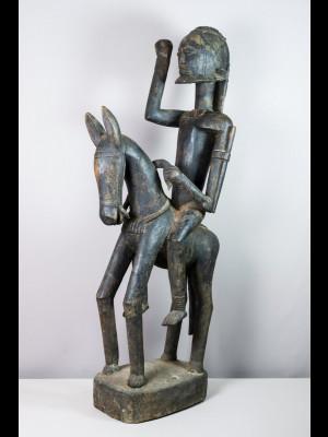 Très grand cavalier dogon (Mali)