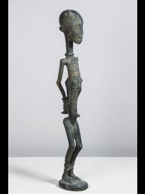 Étonnante statuette dogon (Mali)