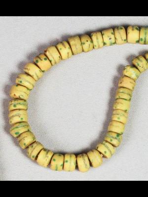 136 perles de Venise anciennes