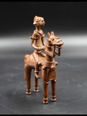 Masque coq nunuma (Burkina Faso)