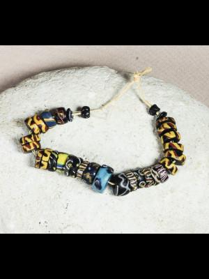 31 perles de Venise anciennes