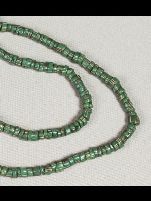187 perles anciennes de Venise peu courantes