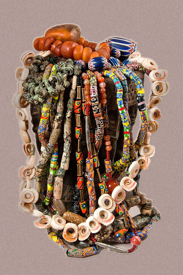 Bronzes Bijoux Perles Masques Art Africain Du Mali Et Du Burkina Faso